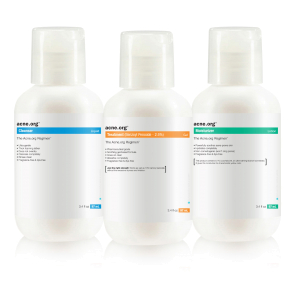 The Acne.org Regimen Travel Kit