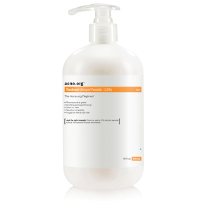 16 oz. Treatment (Benzoyl Peroxide – 2.5%)