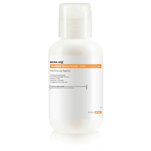 3.4 oz. Treatment (Benzoyl Peroxide – 2.5%)