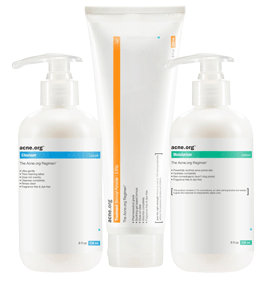 Acne.org Regimen Kits